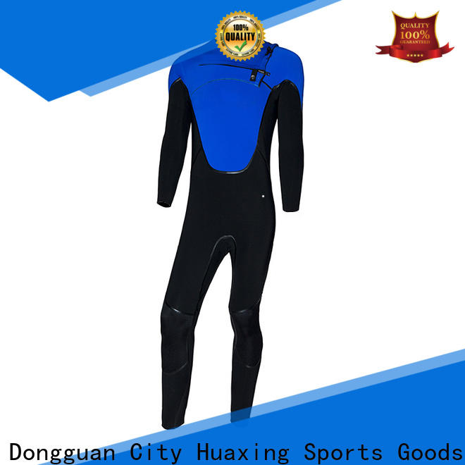 Huaxing surf surfing wetsuits from china for lake activities
