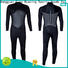 long sleeve wetsuit backzip from china for diving