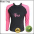 comfortable rash guard for girls mens dropshipping for wakeboarding