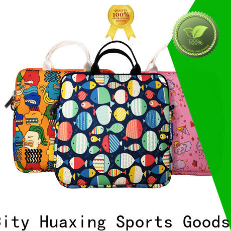 Huaxing new arrival neoprene ipad sleeve wholesale for computer