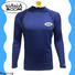 Huaxing guard men rash guard factory price for stand up paddle surfing