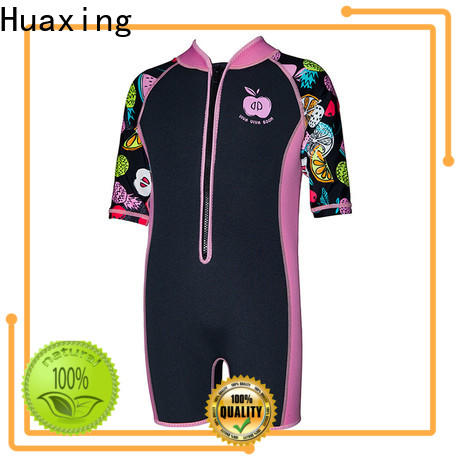 Huaxing camo diving wetsuit owner for lake activities