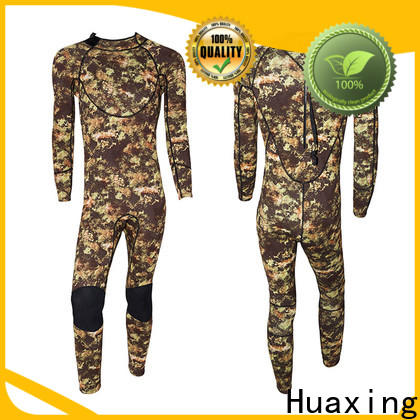 Huaxing sell shorty wetsuit vendor for diving