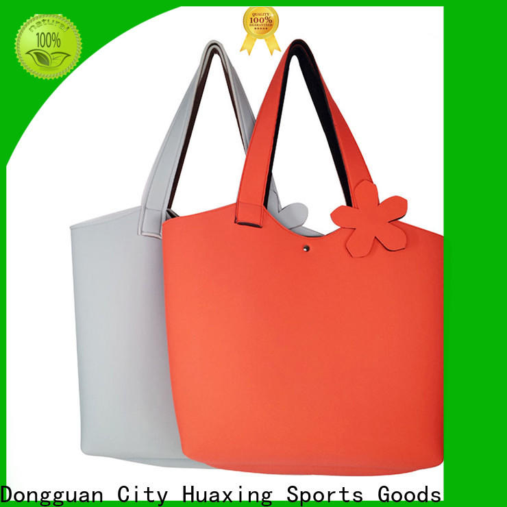 Huaxing bags neoprene lunch box from china for children