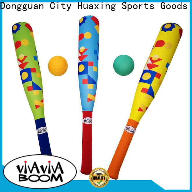 Huaxing quality beach tennis set for sea