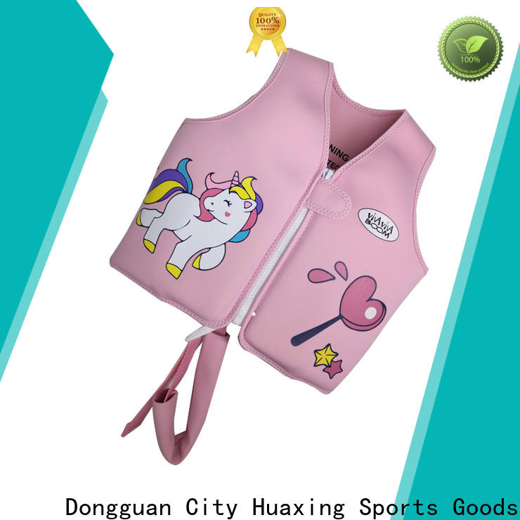 Huaxing pool baby swim vest for swimming