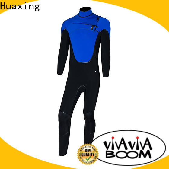 Huaxing women diving wetsuit producer for lake activities