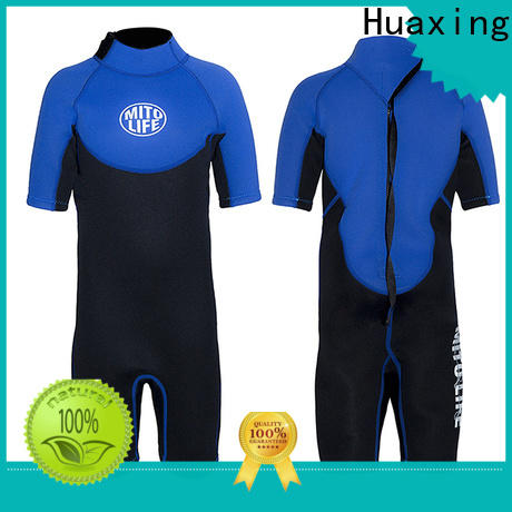 Huaxing long mens wetsuit owner for lake activities