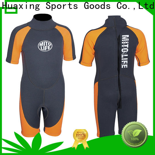 Huaxing high-quality shorty wetsuit supplier for paddle sports