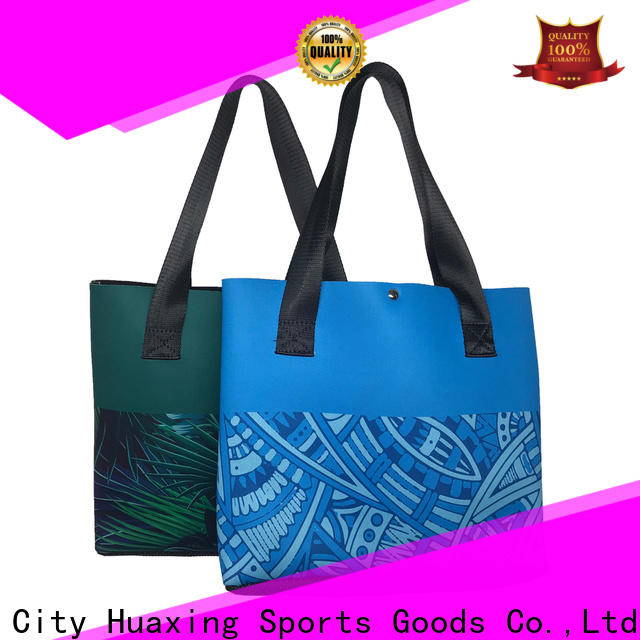 Huaxing colorful wholesale neoprene bags supplier for computer