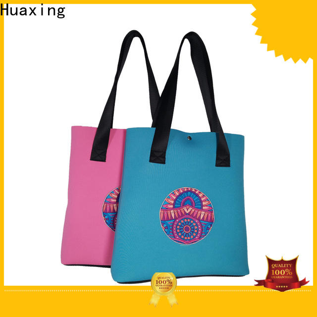 Huaxing briefcase neoprene laptop bag wholesale for computer
