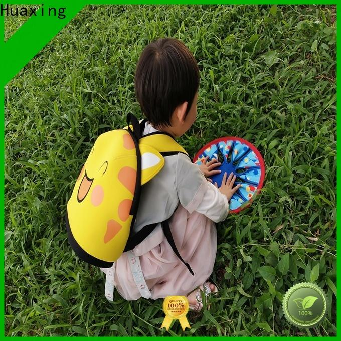 Huaxing creative neoprene tote manufacturer for children