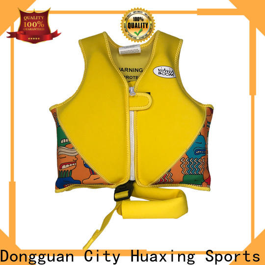 Huaxing aid swimming life jacket bulk production for swimming