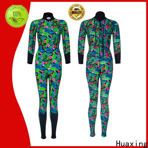Huaxing skin diving suit vendor for surfing