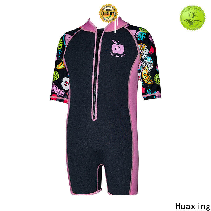 Huaxing surf girls wetsuit in china for paddle sports