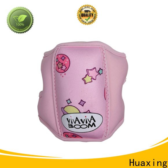 Huaxing good appearance protective equipment in sport bulk production for sport