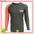 Huaxing long youth rash guards wholesale for surfing