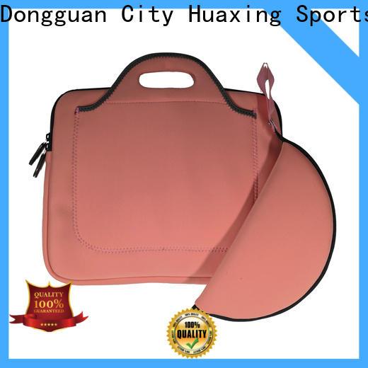Huaxing girls wholesale neoprene bags bulk production for computer