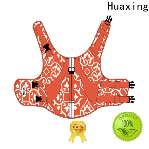 Huaxing small dog life vest for animals