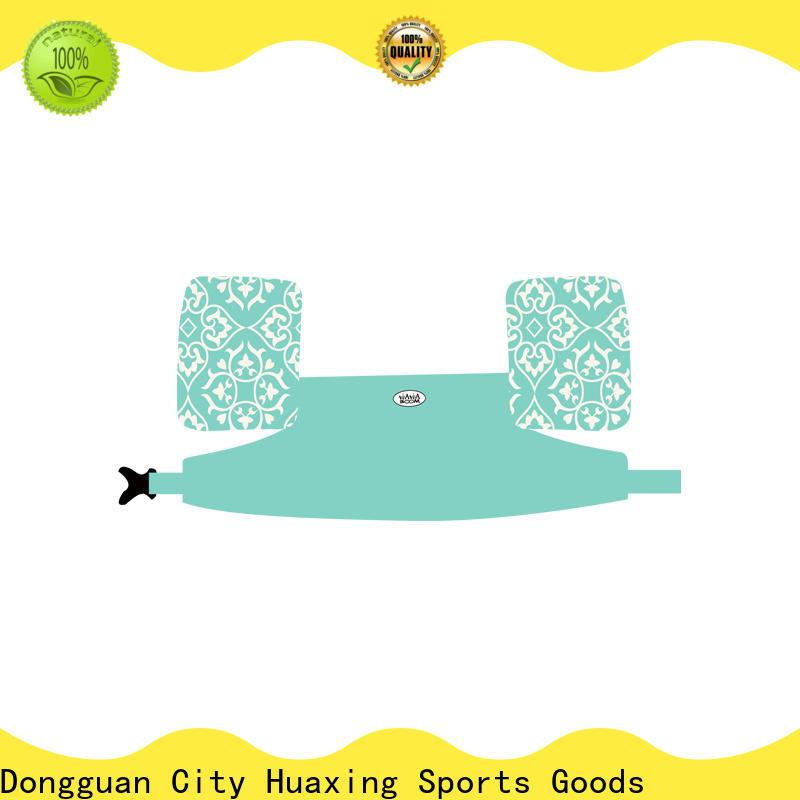 Huaxing safe girls swim vest factory price for toddler