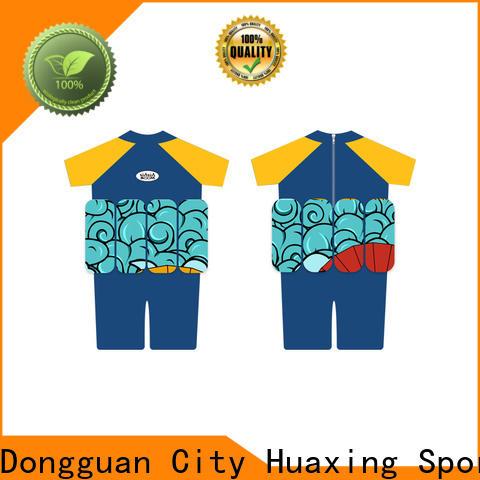 Huaxing safety best kids swim vest producer for toddler
