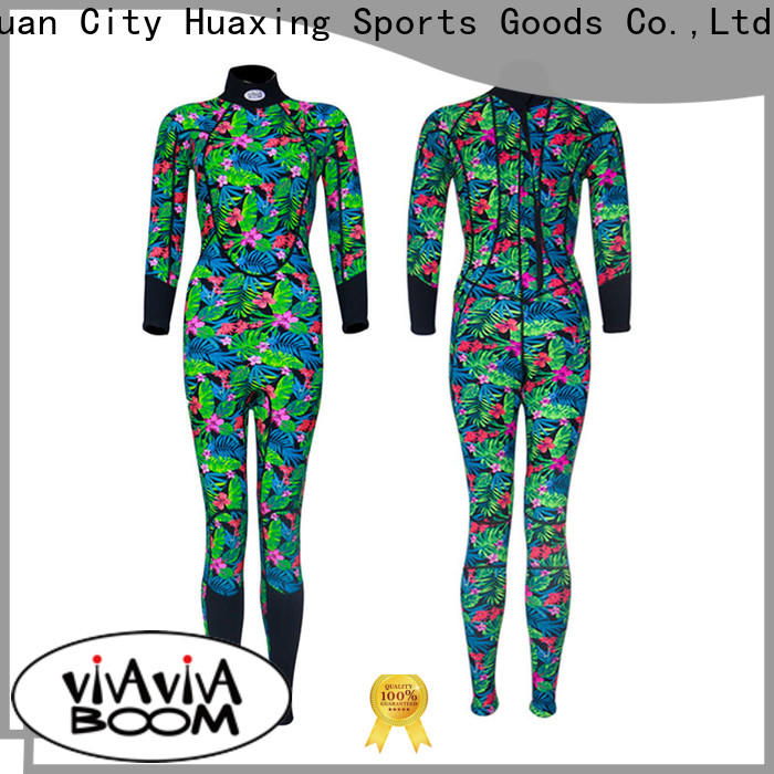 Huaxing soft spearfishing wetsuit manufacturer for paddle sports