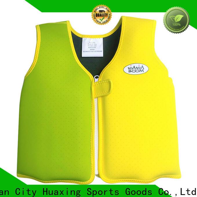 colorful adult swim vest silkscreen vendor for swimming
