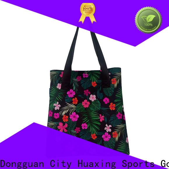 Huaxing bag neoprene tote bag from china for children