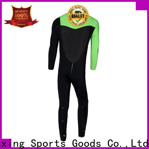 Huaxing low womens surf wetsuit supplier for paddle sports