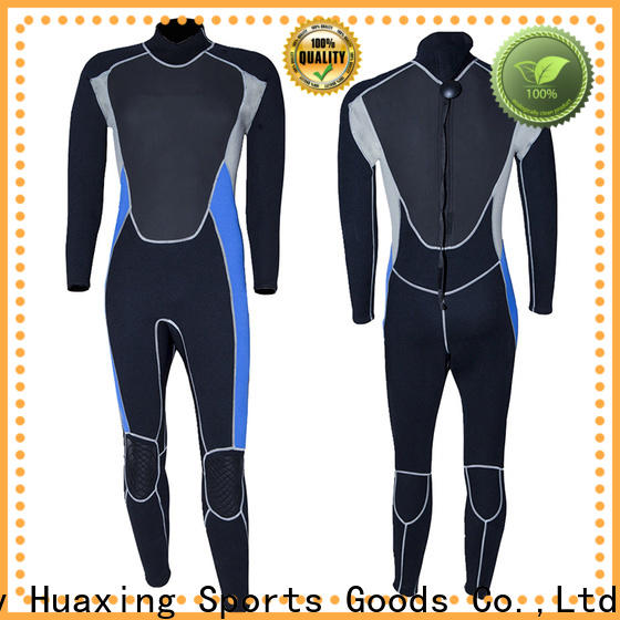 Huaxing logo 2mm wetsuit from china for lake activities