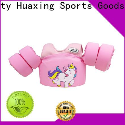 Huaxing swimschool ladies swim vest factory price for beach