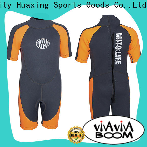 Huaxing best wetsuits for lake activities