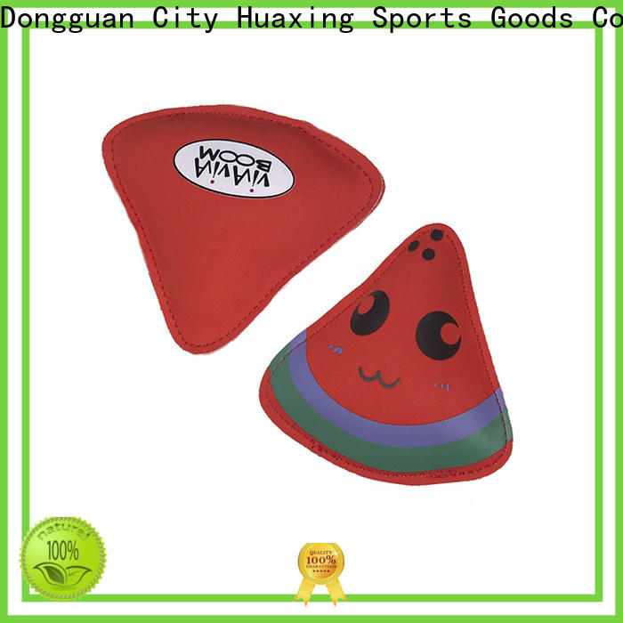 Huaxing colorful beach paddle ball bulk production for sea