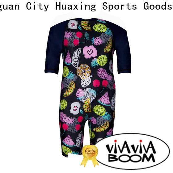 good-looking rash guard for girls printing for surfing