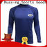 Huaxing high quality womens rash guards producer for scuba diving