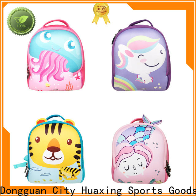 Huaxing widely-used ipad neoprene bag producer for children