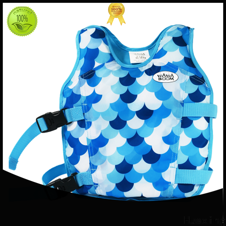Huaxing life youth swim vest producer for kids