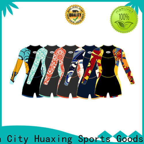 high-quality 5mm wetsuit backzip for paddle sports
