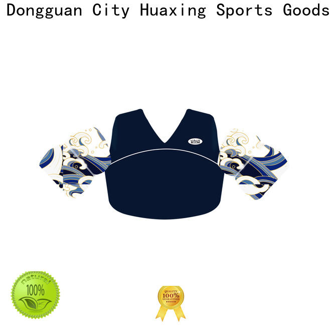 Huaxing perfect boys swim vest from manufacturer for surfing