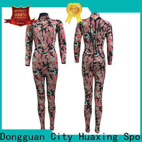 Huaxing sell 3mm wetsuit vendor for lake activities