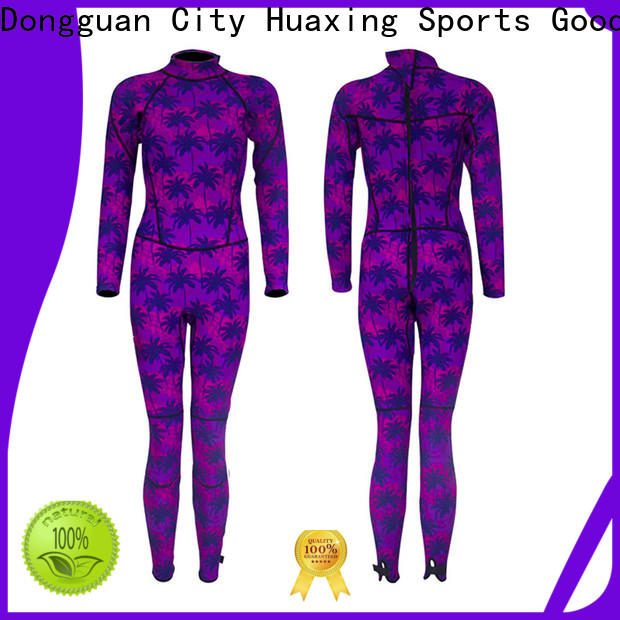 Huaxing wetsuit female wetsuit for paddle sports