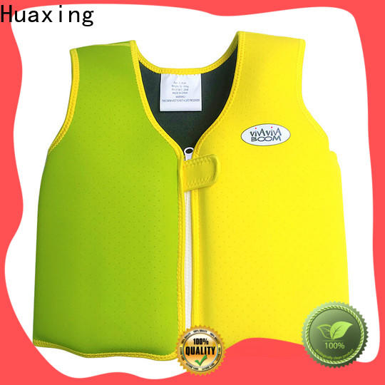 soft swimming life vest aid factory price for swimming