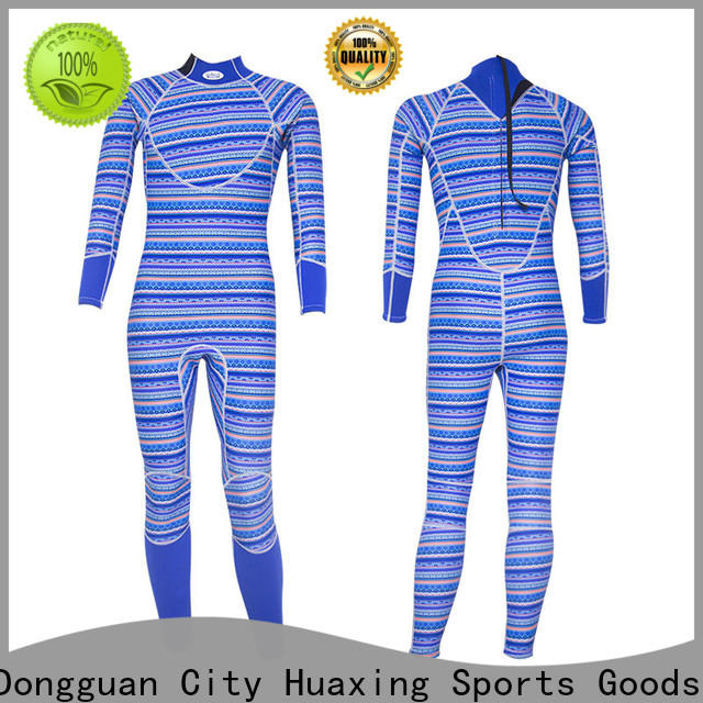 perfect swimming wetsuit blue producer for surfing