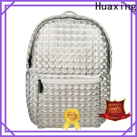 Huaxing new arrival neoprene laptop bag bulk production for women