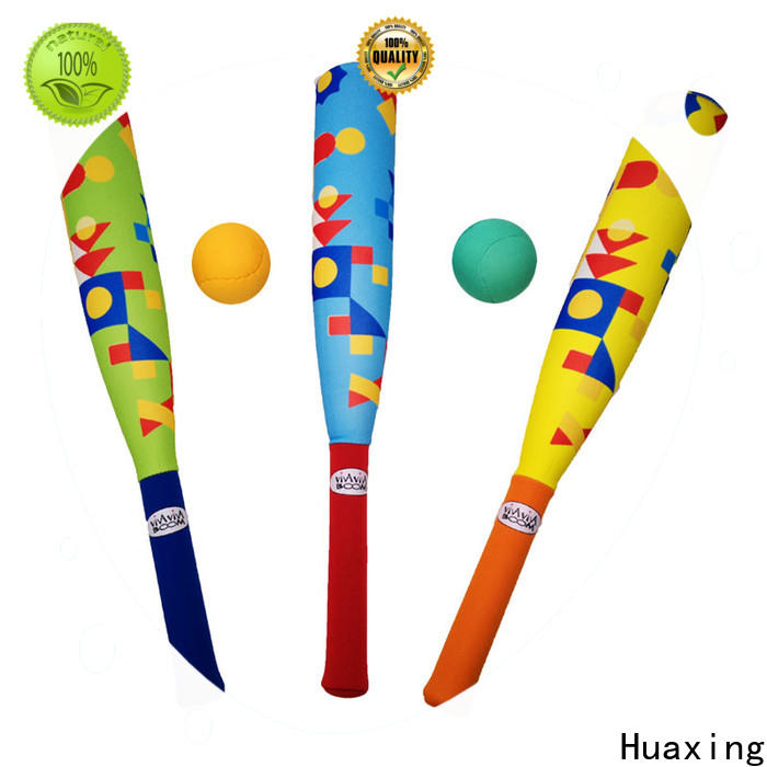 Huaxing nylon beach tennis set dropshipping for sea
