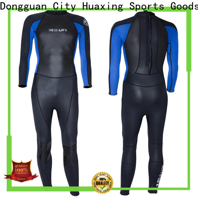 Huaxing colorful diving suit manufacturer for diving