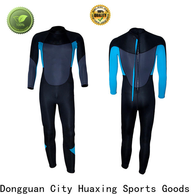 Huaxing high-quality female wetsuit vendor for surfing