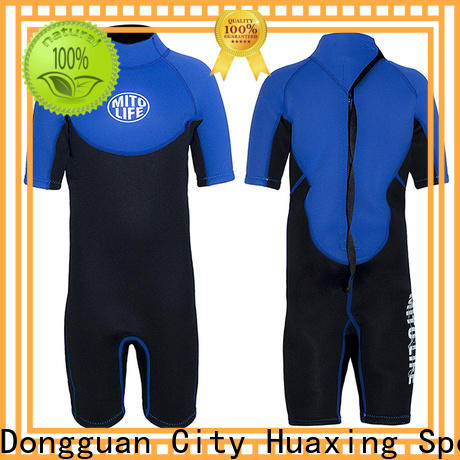 Huaxing newly spearfishing wetsuit from china for paddle sports