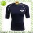 fit rash guard long sleeve sublimated for kitesurfing