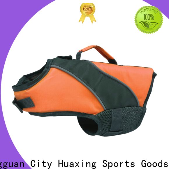 Huaxing reliable large dog life jacket from china for puppy